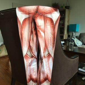 Blackmilk muscle leggings